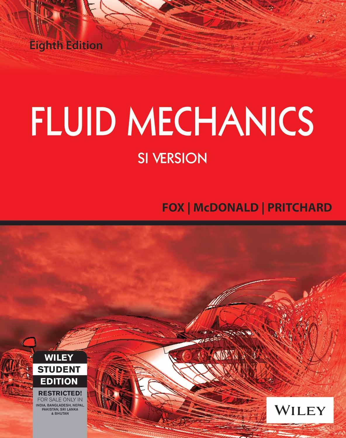Fluid Mechanics, 8ed, SI Version